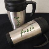 Coffee-to-go_Thermobecher, Spülmaschinenfest für die Kaffeebar / Baristabar