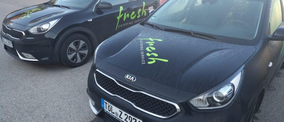 Fresh-Catering-Hybridfahrzeuge_Kia Niro_HYBRID
