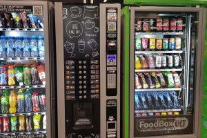 Automaten-Service von fresh-Catering: Frische rund um die Uhr!